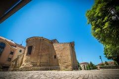 Historische gebouwen van Salamanca Stock Fotografie