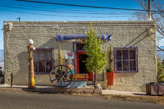 Historische Geisterstadt Jerome Arizonas Lizenzfreie Stockfotos