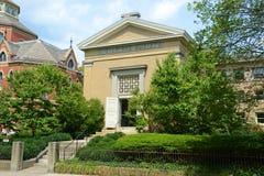 Historische Gesellschaft, Brown University, Providence, USA Lizenzfreie Stockfotos