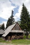 Historische Häuser 7 Lizenzfreies Stockbild