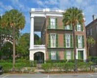 Historische Häuser stockfoto