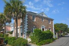 Historische Häuser lizenzfreies stockfoto