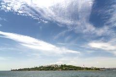 Historische Halbinsel von altem Istanbul, die Türkei Stockbilder