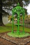 Historische het drinken fontein, Barr Royalty-vrije Stock Foto