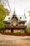 Historische huishoutvester Royalty-vrije Stock Afbeelding