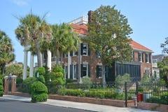 Historische Häuser Lizenzfreies Stockbild
