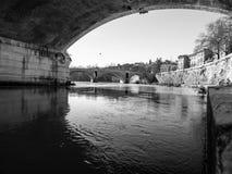 Historische Italiaanse stad Stock Fotografie