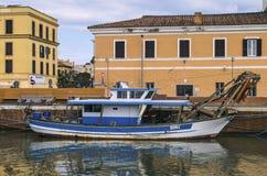 Historische Italiaanse stad Royalty-vrije Stock Afbeelding