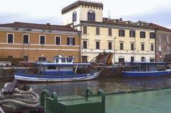 Historische Italiaanse stad Stock Afbeelding