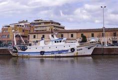 Historische Italiaanse stad Stock Foto