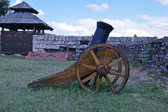 Historische Kanone Stockfoto