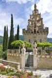 Historische kapel royalty-vrije stock afbeelding