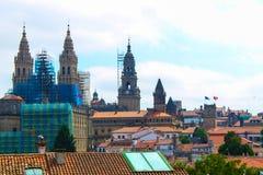 Historische Kathedraal royalty-vrije stock afbeelding
