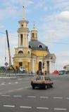 Historische Kerk stock afbeeldingen