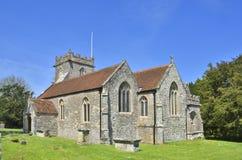 Historische Kerk van Zuidwestenengeland stock foto