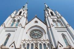 Historische Kirche Stockbild