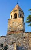 Historische Kirche Bovino Puglia Italien stockbild