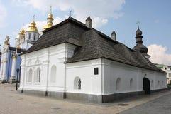 Historische Kirchen in der östlichen - Europäer - Art. Lizenzfreie Stockfotografie