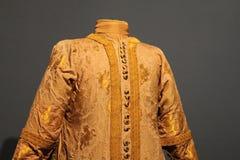 Historische kleren de keizer Lazara stock afbeelding
