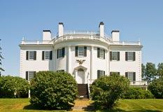 Historische Knox Villa Stockfoto