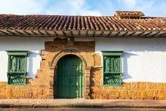 Historische Koloniale Architectuur stock fotografie