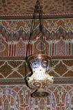 Historische lamp Royalty-vrije Stock Afbeeldingen