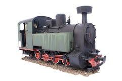 Historische locomotief Royalty-vrije Stock Foto