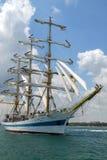 Historische Meerhoher LieferungRegatta 2010 Lizenzfreie Stockfotografie