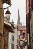 Historische Mitte Bayonnes Stockbilder