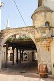 Historische Mitte Bayonnes Lizenzfreie Stockbilder