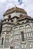 Historische Mitte von Florenz Stockfotografie