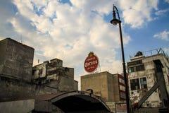 Historische Mitte von Mexiko City, Mexiko City, Mexiko Stockfotografie