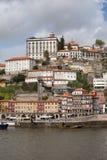 Historische Mitte von Oporto in Portugal Stockbild