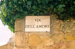 Historische Mitte von pienza Toskana Italien Lizenzfreie Stockbilder