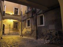Historische Mitte von Rom lizenzfreies stockfoto