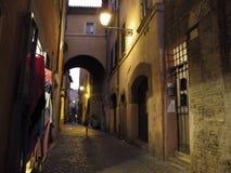 Historische Mitte von Rom lizenzfreie stockbilder