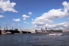 Historische Mitte von St Petersburg. Lizenzfreie Stockbilder