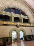 Historische MO de V.S. van het de bouwst.louis station royalty-vrije stock fotografie