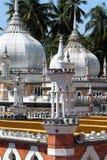 Historische Moschee, Masjid Jamek bei Kuala Lumpur, Malaysia Lizenzfreies Stockbild