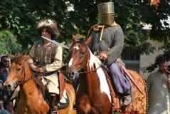 Historische odyssee Royalty-vrije Stock Foto's