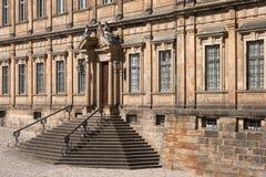 Historische oldtstad van Bamberg Stock Foto