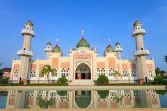 Historische Pattani-Kapital-Moschee Stockbild