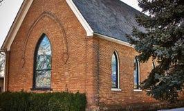 Historische Presbyteriaan Stock Foto's