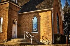 Historische Presbyteriaanse gevestigde kerk Stock Afbeelding