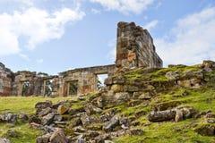 Historische ruïnes stock foto