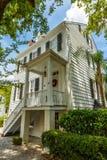 Historische Savannah Home Stockfoto