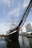 Historische schepen Stock Foto