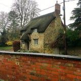 historische school Radley Oxford England Stock Afbeeldingen