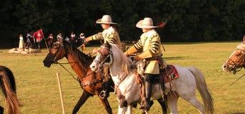 Historische Slag van Witte Berg Royalty-vrije Stock Afbeelding