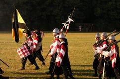 Historische Slag van Witte Berg Royalty-vrije Stock Foto's
